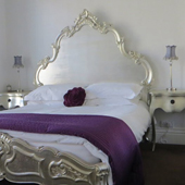 Bedroom in Hudsons, Whitby